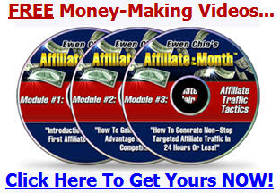 Affiliate Marketing Tips and Guide Presents Affiliate Of The Month